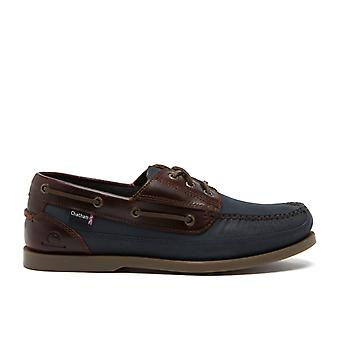 Chatham Men's Rockwell II G2 Wide Fit Boat Shoes