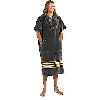 Slowtide Ranger Poncho Hooded Towel in Grey