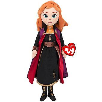 TY Disney congelato 2 Principessa Anna Mezzo Beanie con il suono