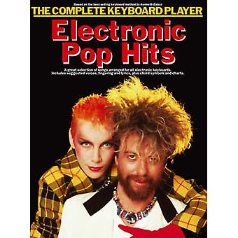 The Complete Keyboard Player  Electronic Pop Hits