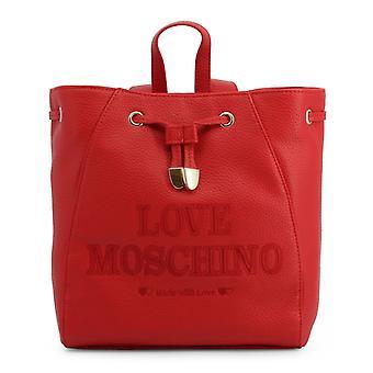Liebe moschino frauen's Rucksack - jc4289pp08kn, rot