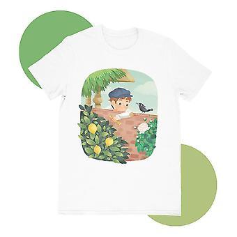 Parler à caractère t-shirt