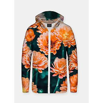 Bloom unisex bluza z kapturem
