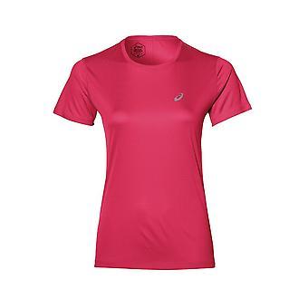 ASICs Silber SS Top 700 2012A029700 universal alle Jahr Frauen T-shirt