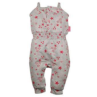 Dirkje Babywear Dívky Jumpsuite Hvězdy