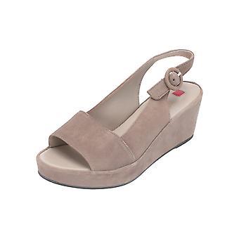 Högl 5-103202 Women's Pumps Grey High Heels Stilettos Heel Shoes