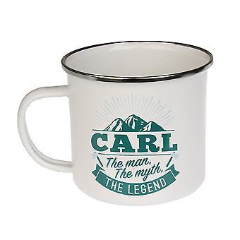 Historia & Heraldry Carl Tin Mug 33
