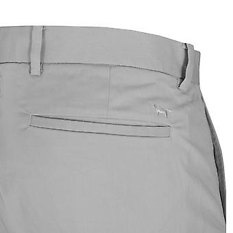 Wolsey Mens High Stretch Sports Chino Golf Trousers