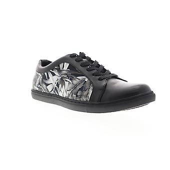 Unlisted by Kenneth Cole Belton Sneaker Mens Black Low Top Sneakers Shoes