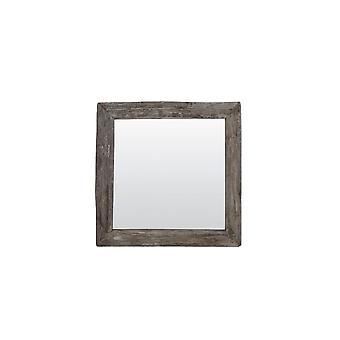 Light & Living Mirror 60x60cm Sight Wood Natural