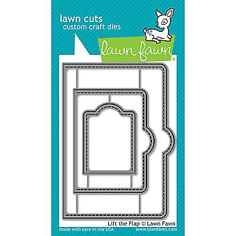 Lawn Cuts Custom Craft Die-Lift The Flap