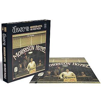 The Doors Morrison Hotel 500 piece jigsaw puzzle 410mm x 410mm (ze)