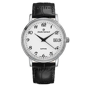 Claude Bernard - Watch - Men - Classic Gents 42mm - 53009 3 BB