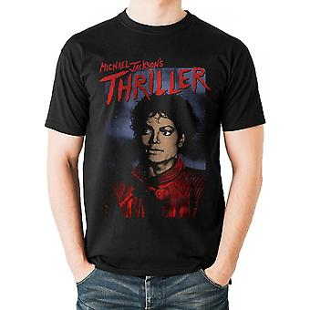 Michael Jackson Unisex Adults Thriller Design T-shirt