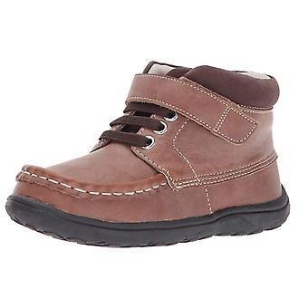 Voir Kai Run garçons Owen Leather cheville boucle Fashion bottes