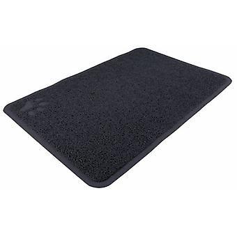 Trixie Tapis Bac Chat, PVC, 40x60 Centimetres, Anthracite