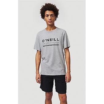 O'Neill Men's Camiseta - Arrowhead plata