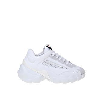 Fila 10109431fg Women's White Leather Sneakers
