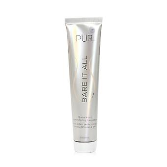 Pur (purminerals) Paljas kaikki 12 tunnin 4 In 1 Skin Perfecting Foundation - # Light - 45ml / 1.5oz