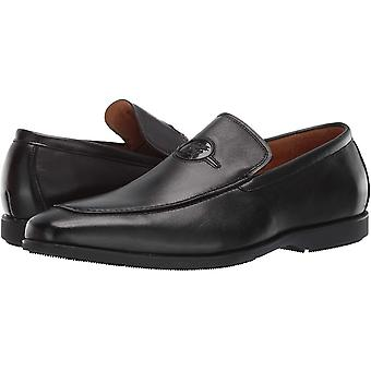 STACY ADAMS Men's Creston Moc-Toe Slip-on Loafer