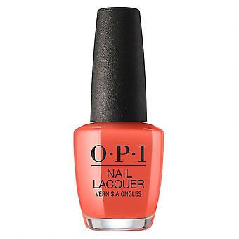 OPI Nail Lacquer My Chihuahua Doesn't Bite AnyMore 0.5 oz