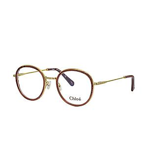Chloe CE2150 210 Brown Glasses