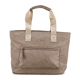 Laura Biagiotti Original Women Spring/Summer Shopping Bag - Brown Color 30646