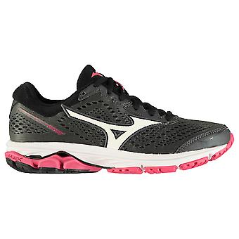 Mizuno Womens Wave Rider 22 Ladies Running Shoes Sports Trainers Sneakers