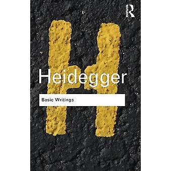 Écrits de base - Martin Heidegger par Martin Heidegger - David Farrell