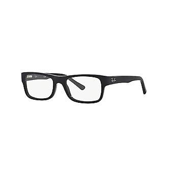 Ray-Ban RB5268 5119 Black Sand Black Glasses