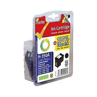 Inkrite NG Ink Cartridges (HP 350) for HP Vivera PhotoSmart C4280/C5280 - CB335EE Black