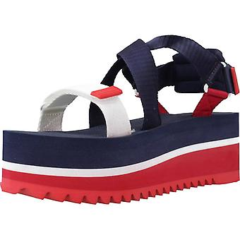 Tommy Jeans Sandals En0en00847 Color C87navy
