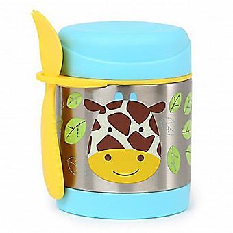 Skip Hop Food Jar Thermos Giraffe