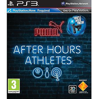 After Hours Athletes [MOVE REQUIRED] PS3 Game