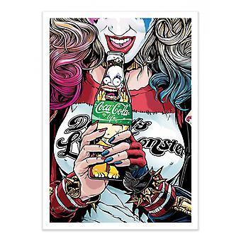 Art-Poster - Harley - Joshua Budich