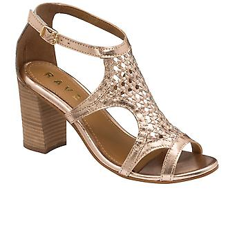Ravel Coreen Womens Heeled Sandals