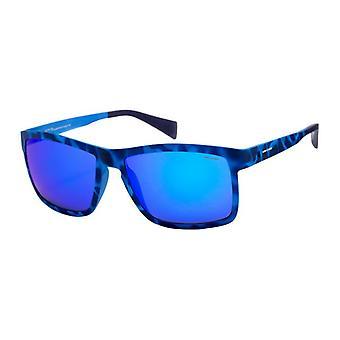 Miesten aurinkolasit Italia Independent 0113-023-000 (ø 57 mm) Sininen (ø 57 mm)