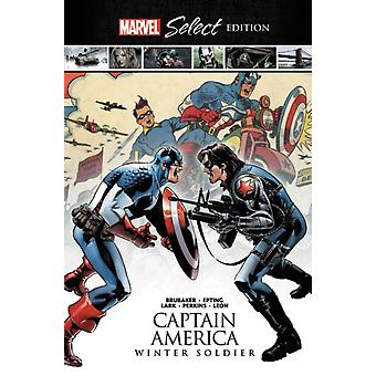 Captain America Winter Soldier Marvel Select Edition by Ed Brubaker