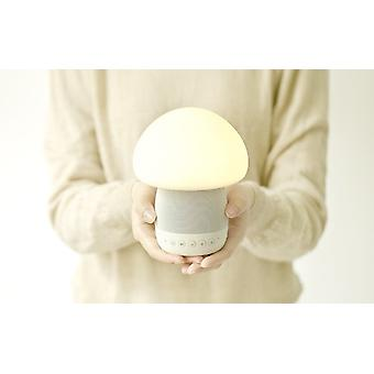 EMOI Mushroom Lamp Bluetooth Speaker