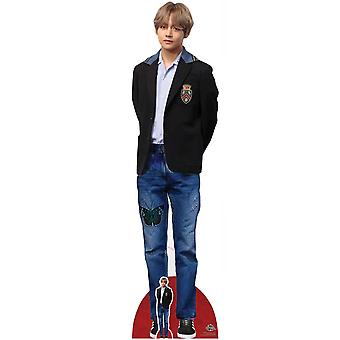 V Blazer Style from BTS Bangtan Boys Cardboard Cutout / Standee / Standup
