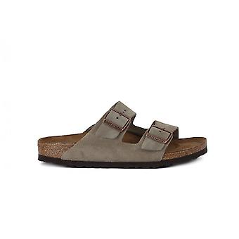 Birkenstock Arizona Suede Leather 051463 universal summer men shoes