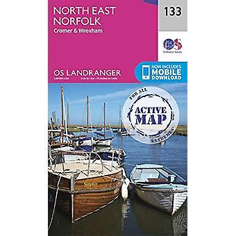 North East Norfolk - Cromer & Wroxham - 9780319475508 Book