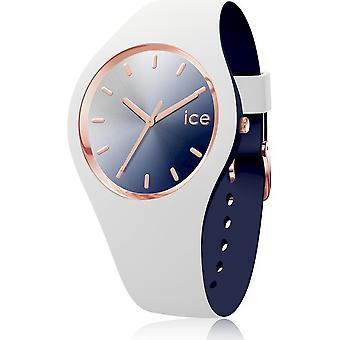Ice Watch Armbanduhr Unisex ICE duo chic White marine Small 017153