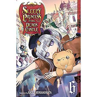 Sleepy Princess in the Demon Castle - Vol. 6 by Kagiji Kumanomata - 9