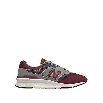 New Balance Men's 997H Sneakers Leather -Navy