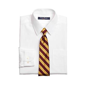 Brooks Brothers Boys' Camiseta Supima No Hierro