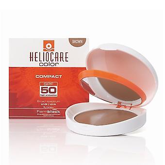 Kompakt Tozlar Heliocare SPF50 (10 G)/011 - Kahverengi