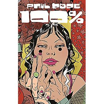 100% by Paul Pope - 9781534313613 Book