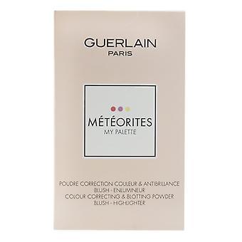 Guerlain Meteorites My Palette (colour Correcting Blotting Powder Blush And Highlighter) - 16.2g/0.56oz
