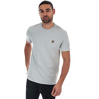 T-shirt À col d'équipage D'Hommes et d'Équipage en argent